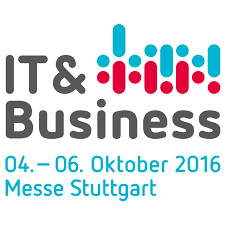 syscon auf der IT & Business